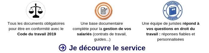 Affichage Et Document Obligatoires